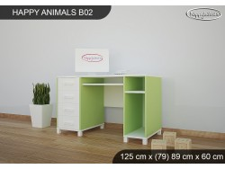 BIURKO HAPPY ANIMALS B02