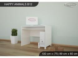 BIURKO HAPPY ANIMALS B12