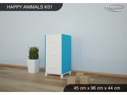 KOMODA HAPPY ANIMALS K01