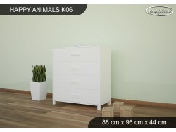 KOMODA HAPPY ANIMALS K06