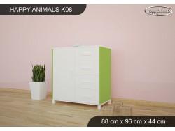 KOMODA HAPPY ANIMALS K08