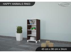 REGAŁ NISKI HAPPY ANIMALS RN03