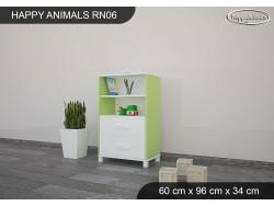 REGAŁ NISKI HAPPY ANIMALS RN06