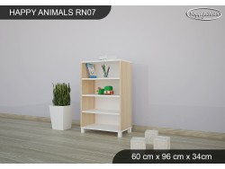 REGAŁ NISKI HAPPY ANIMALS RN07