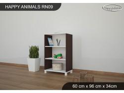 REGAŁ NISKI HAPPY ANIMALS RN09