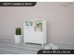 REGAŁ NISKI HAPPY ANIMALS RN10