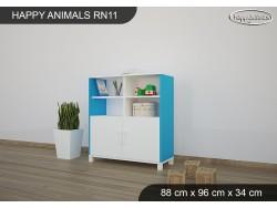 REGAŁ NISKI HAPPY ANIMALS RN11