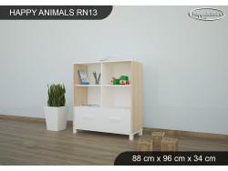 REGAŁ NISKI HAPPY ANIMALS RN13