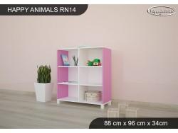 REGAŁ NISKI ANIMALS RN14