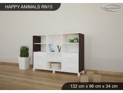 REGAŁ NISKI HAPPY ANIMALS RN15