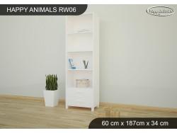 REGAŁ WYSOKI HAPPY ANIMALS RW06