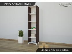 REGAŁ WYSOKI HAPPY ANIMALS RW05
