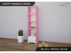 REGAŁ WYSOKI HAPPY ANIMALS RW04