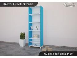 REGAŁ WYSOKI HAPPY ANIMALS RW07
