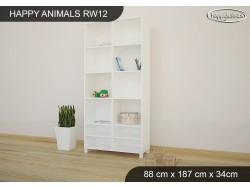 REGAŁ WYSOKI HAPPY ANIMALS RW12