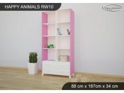 REGAŁ WYSOKI HAPPY ANIMALS RW10