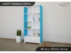 REGAŁ WYSOKI HAPPY ANIMALS RW13