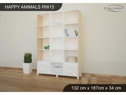REGAŁ WYSOKI HAPPY ANIMALS RW15