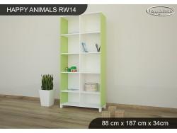 REGAŁ WYSOKI HAPPY ANIMALS RW14