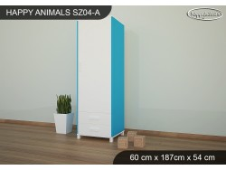 SZAFA ANIMALS SZ04-A