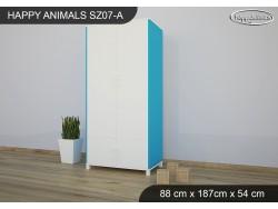 SZAFA HAPPY ANIMALS SZ07-A
