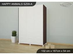SZAFA ANIMALS SZ09-A