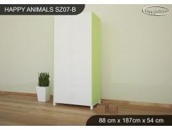 SZAFA HAPPY ANIMALS SZ07-B