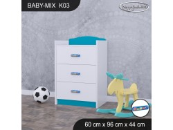 KOMODA BABY MIX K03