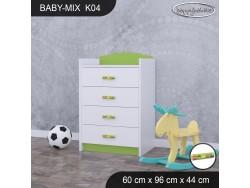 KOMODA BABY MIX K04