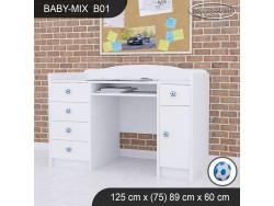 BIURKO BABY MIX B01 WHITE