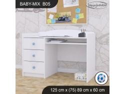 BIURKO BABY MIX B05 WHITE