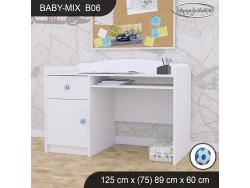 BIURKO BABY MIX B06 WHITE