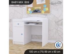 BIURKO BABY MIX B09 WHITE
