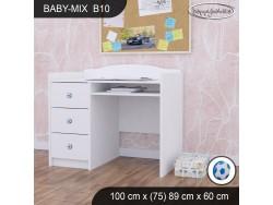 BIURKO BABY MIX B10 WHITE