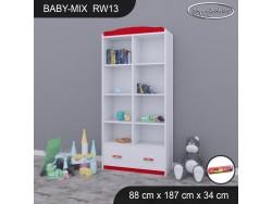 REGAŁ WYSOKI BABY MIX RW13