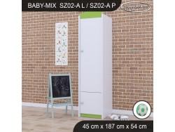 SZAFA BABY MIX SZ02-A