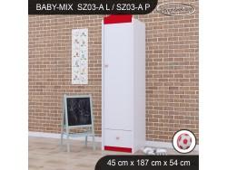 SZAFA BABY MIX SZ03-A