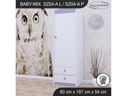 SZAFA BABY MIX SZ04-A