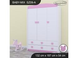 SZAFA BABY MIX SZ09-A