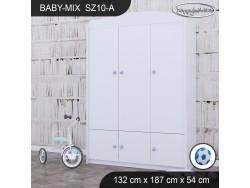 SZAFA BABY MIX SZ10-A WHITE
