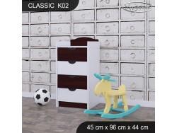 KOMODA CLASSIC K02