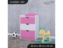 KOMODA CLASSIC K03