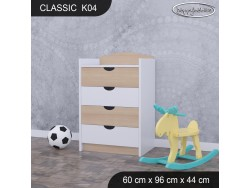 KOMODA CLASSIC K04