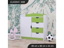 KOMODA CLASSIC K08