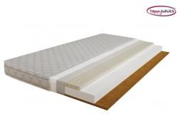 Materac PIANKA-LATEX-KOKOS 160/80
