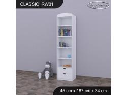 REGAŁ WYSOKI CLASSIC RW01