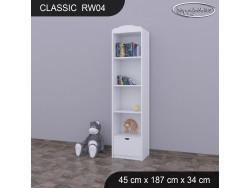 REGAŁ WYSOKI CLASSIC RW04