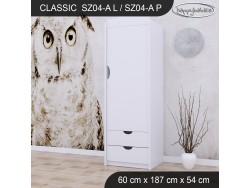 SZAFA CLASSIC SZ04-A