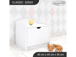 SZAFKA NISKA CLASSIC SZN02