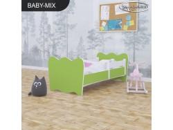 ŁÓŻKO DZIECIĘCE BABY MIX L07 190/90